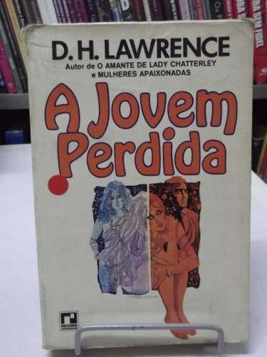 livro - a jovem perdida - d. h. lawrence