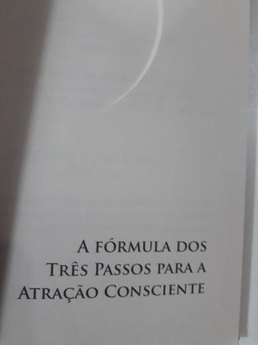 livro :   a lei da atração - o segredo colocado em prática