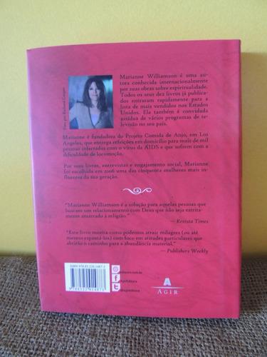 livro a lei da compensação divina marianne williamson 2013