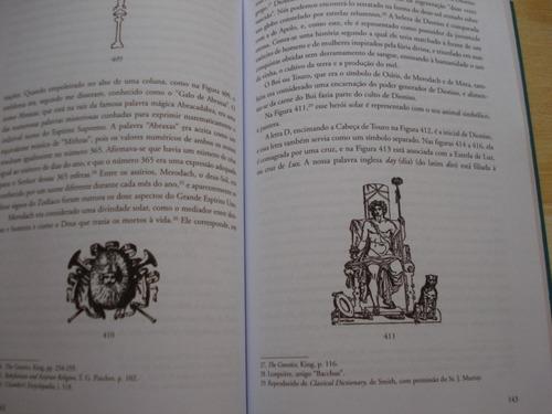 livro - a linguagem perdida do simbolismo - harold bayley