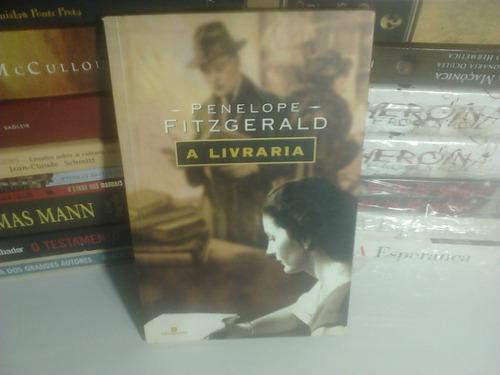 livro - a livraria - penelope fitzgerald