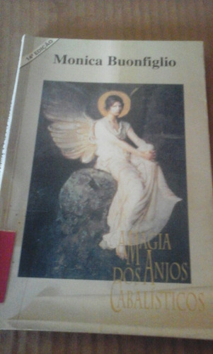 livro  a magia  dos anjos cabalisticos 14 edição