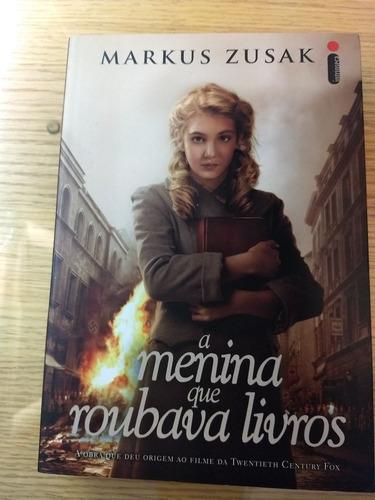 livro a menina que roubava livros markus zusak