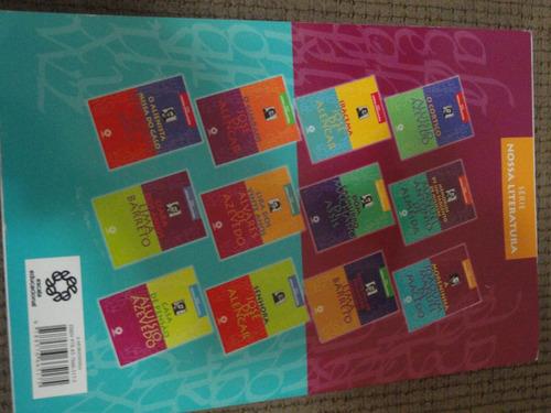 livro - a moreninha - série nossa literatura