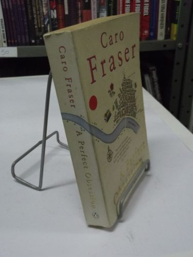 livro - a perfect obsession - caro fraser