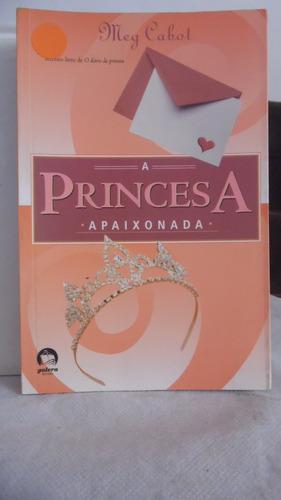 livro - a princesa apaixonada - meg cabat