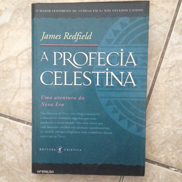 livro a profecia celestina