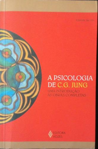 livro, a psicologia de c. g. jung, jacobi