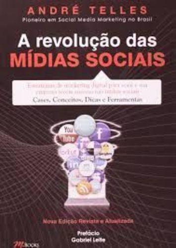 livro a revolução das mídias sociais andré telles