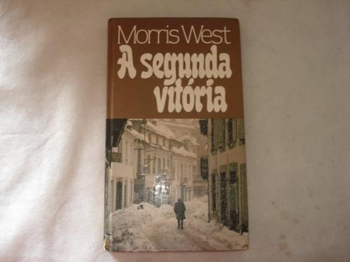 livro - a segunda vitória - morris west