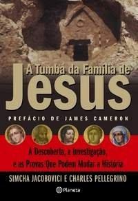 livro a tumba da família de jesus