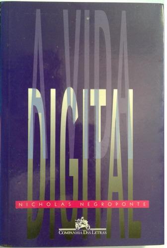 livro a vida digital nicholas negroponte