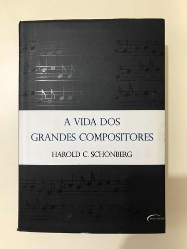livro a vida dos grandes compositores