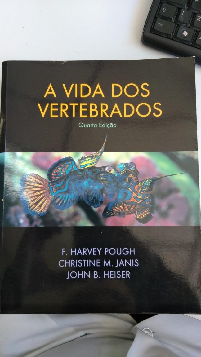 livro a vida dos vertebrados