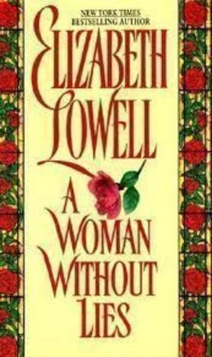 livro a woman without lies elizabeth lowell