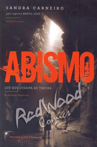 livro - abismo vol 3 - redwood