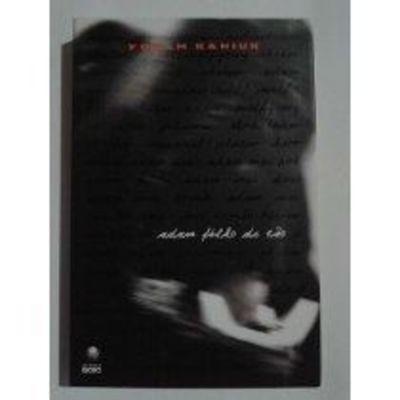 livro adam filho de cão yoram kaniuk