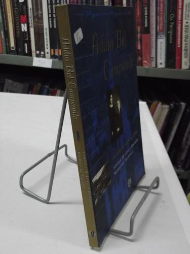 livro - addio bel campanile - ignácio de loyola brandão