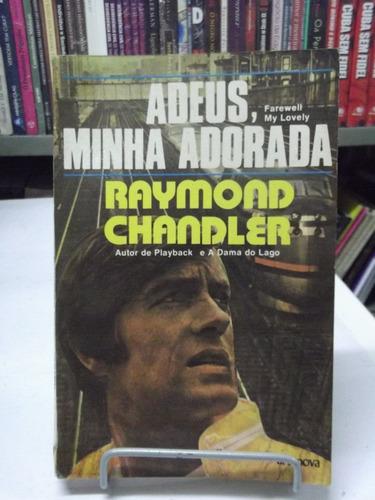 livro adeus, minha adorada - raymond chandler