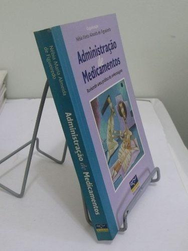 livro - administração de medicamentos