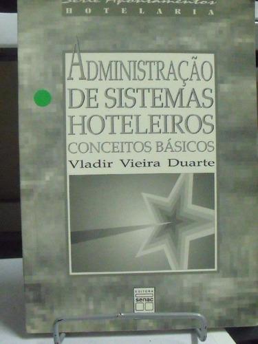 livro - administração de sistemas hoteleiros - vladir viera