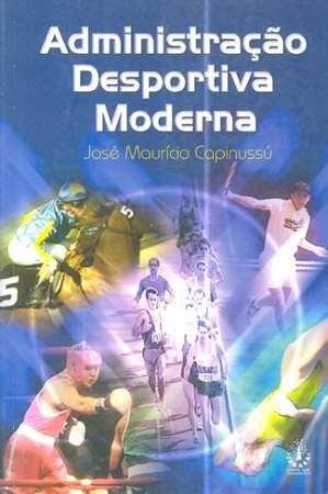 livro administração esportiva moderna