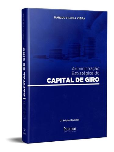 livro administração estratégica do capital de giro
