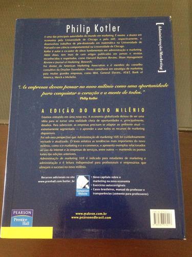 livro administração marketing,