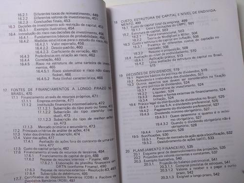 livro - adminstração financeira - eliseu martins - alexandre