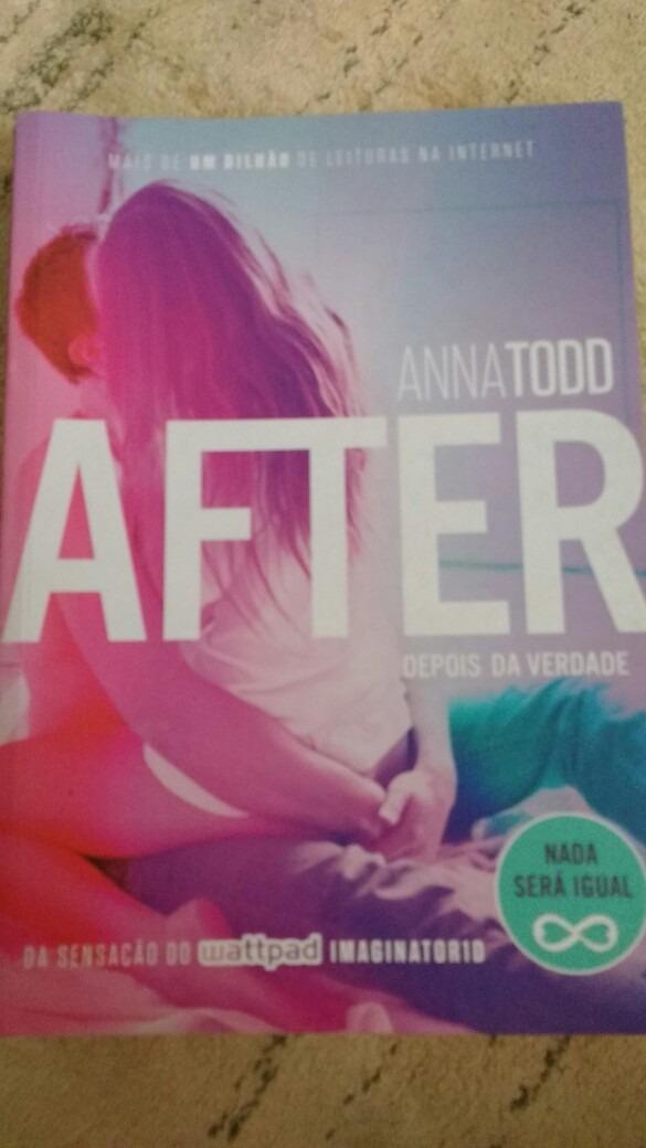 Livro After 2 Depois Da Verdade Anna Todd