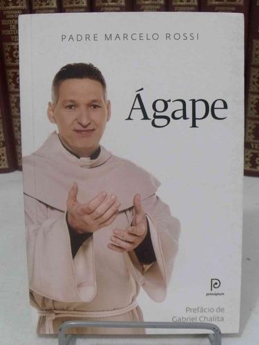 livro - ágape - dame - pe. marcelo rossi