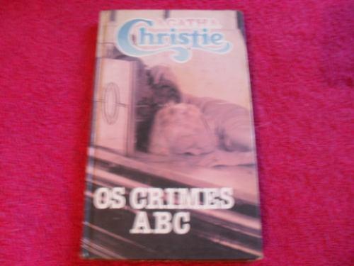 livro- agatha christie - os crimes do abc