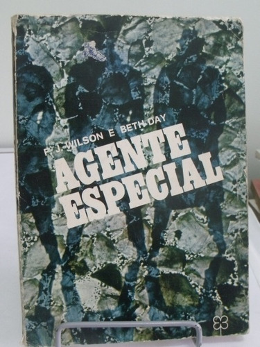 livro agente especial - p. j. wilson e beth day