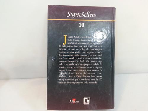 livro agora e sempre de danielle steel coleção super-sellers