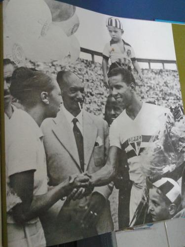 livro  ahistória do futebol brasileiro - edobras - 1968