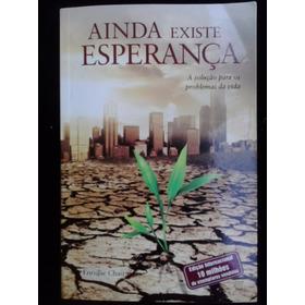 Livro Ainda Existe Esperança  Enrique Chaij  Usado