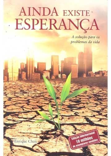livro ainda existe esperança