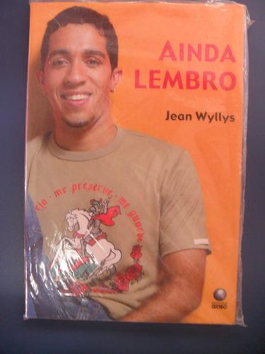 livro ainda lembro jean willys sebo refugio cultural !!!!!!!