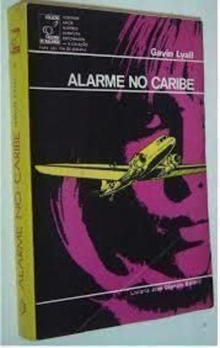 livro alarme no caribe gavin lyall
