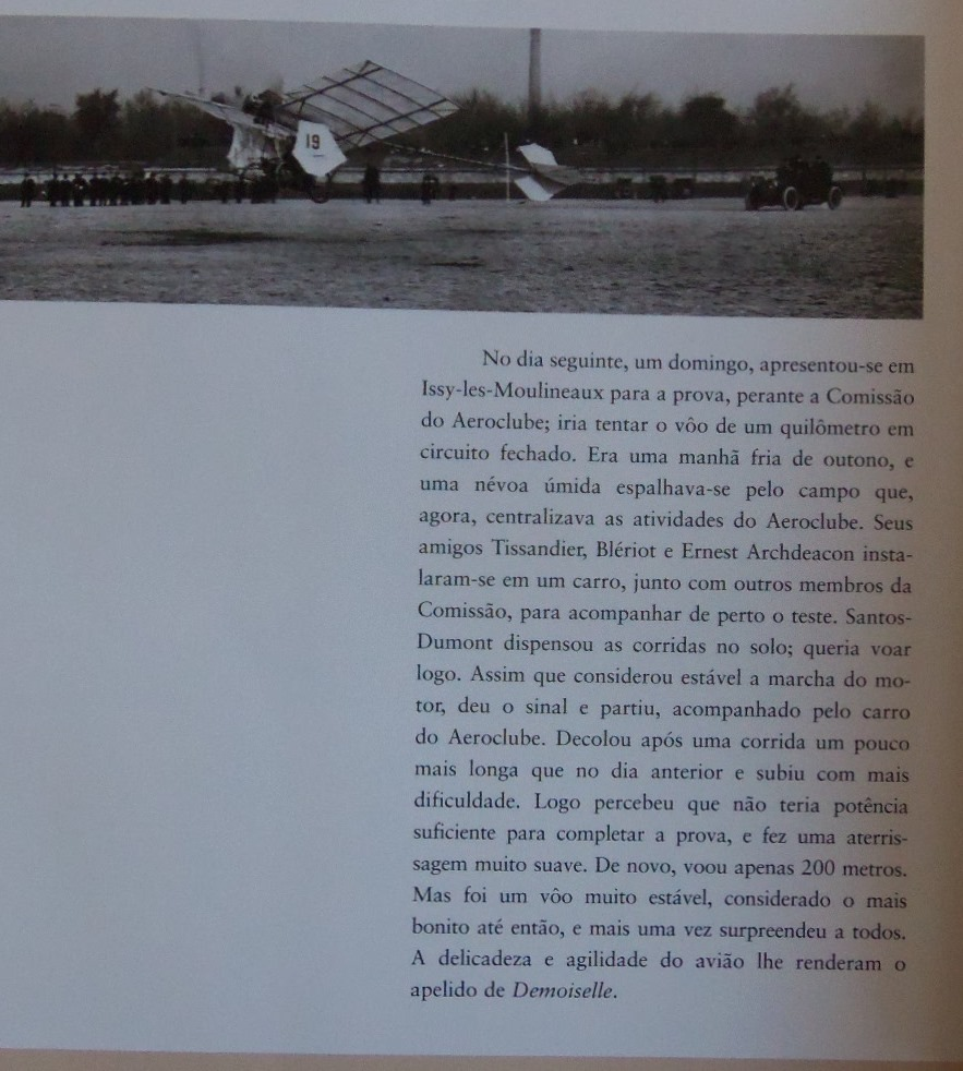9c9d84a4bf7 livro alberto santos dumont  eu naveguei pelo ar. Carregando zoom.
