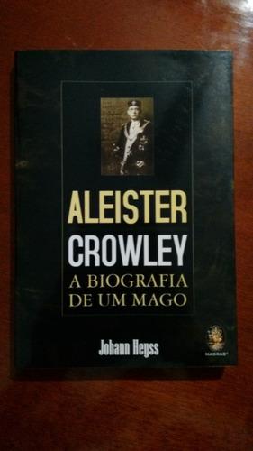livro aleister crowley - a biografia de um mago