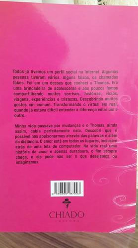 livro além do fake edit.chiado/romance juvenil/ nathalie d a