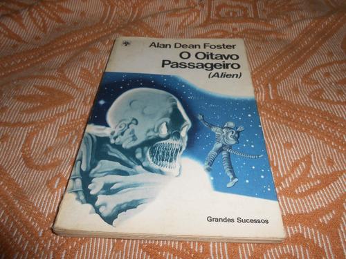 livro alien o oitavo passageiro.