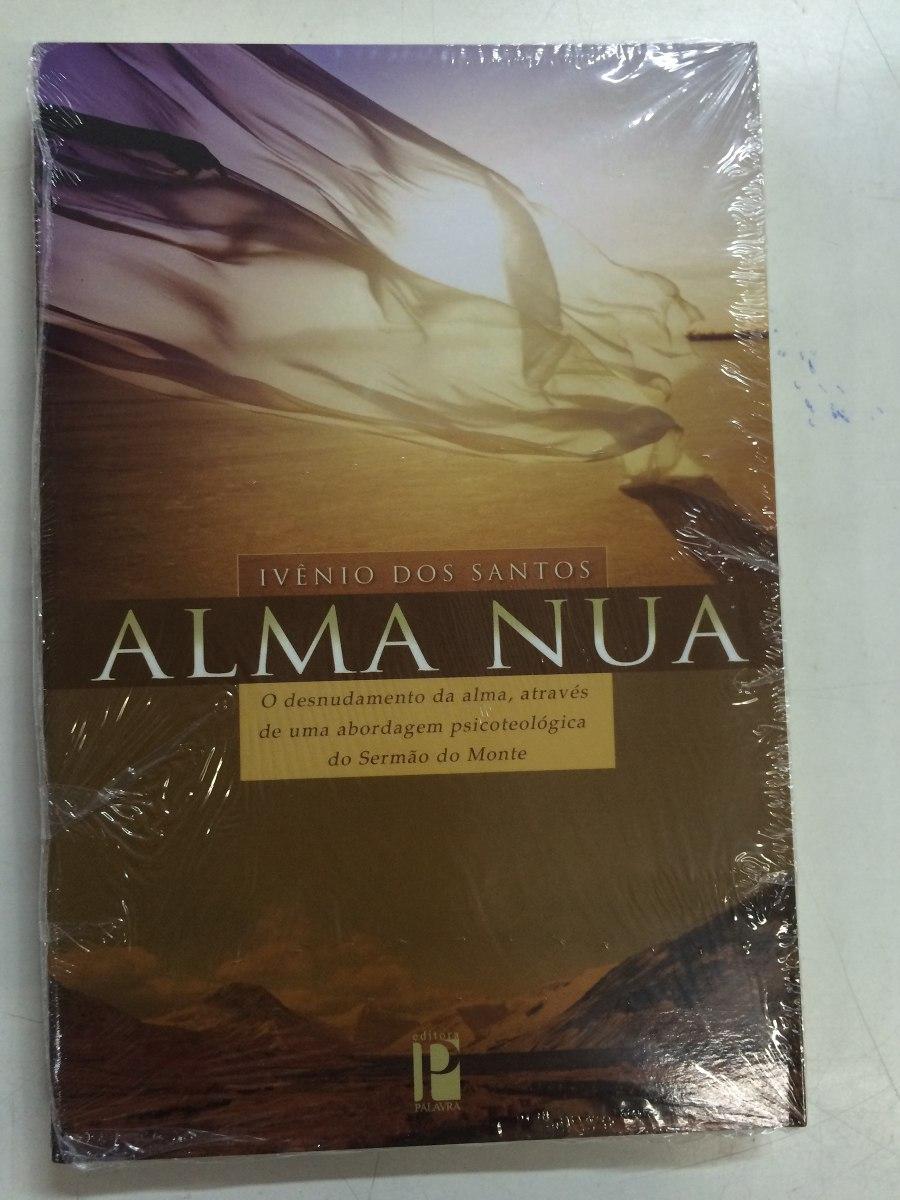 Alma Nua livro alma nua