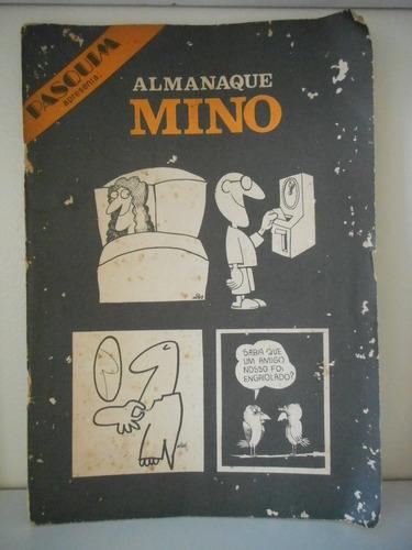 livro almanaque mino hérminio castelo branco 1978
