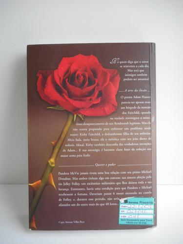 livro amantes e inimigos nora roberts