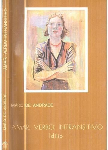 amar verbo intransitivo livro