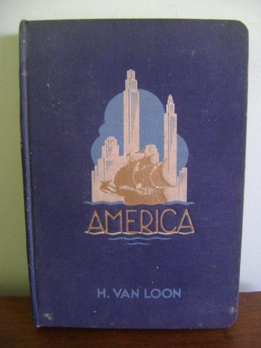 livro américa hendrik van loon 1935