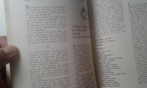livro - américa latina: um desafio - editora vozes