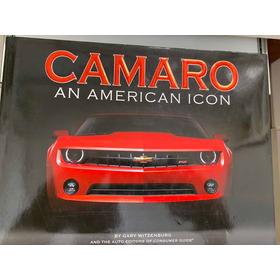 Livro Americano Camaro